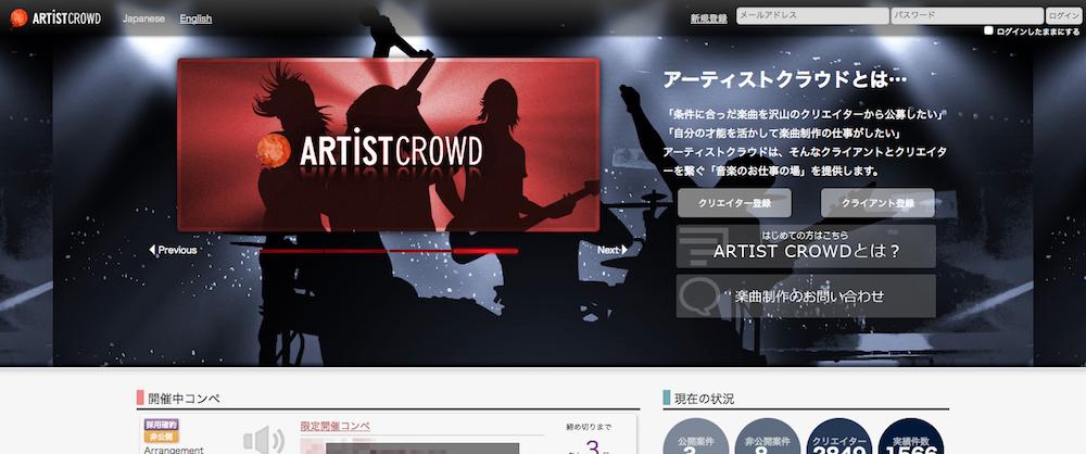 Artistcrowd
