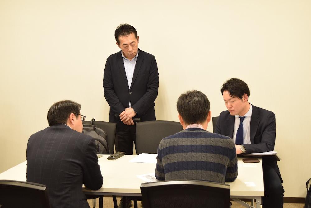 仙台市による外部人材活用による新規事業創出事業の説明会20180425における
