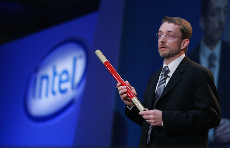 インテルのゲルシンガー氏